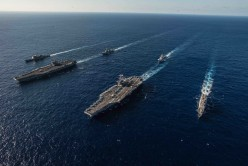 China's Saturation Warfare Technique for the South China Sea and Taiwan
