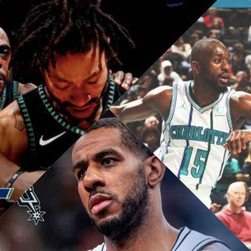 NBA Best Performances 2018-2019: Derrick Rose, Kemba Walker, and LaMarcus Aldridge