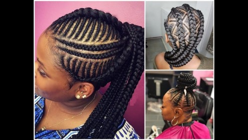 Beautiful Braiding and New Hairstyles of 2018