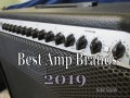 Best Guitar Amp Brands 2019