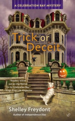 Book Review: Trick or Deceit by Shelley Freydont