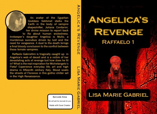 Cover of the paperback Angelica's Revenge