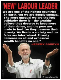 Corbyn Calls for a General Election.