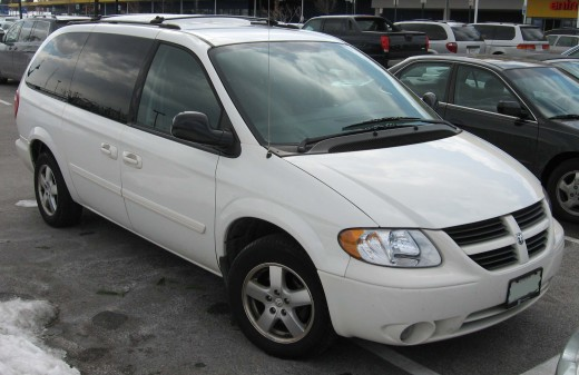 Sliding door issues are a common problem with Dodge Grand Caravans.