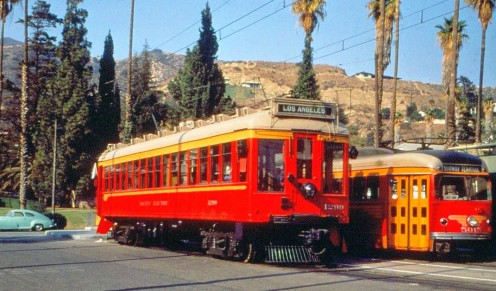 Did you know that Los Angeles used to have one of the most state of the art public transportation systems? Many people don't.