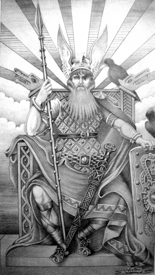 Odin, Huginn, and Muninn don't believe in you, either.