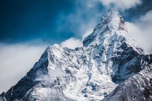 Mountains can be among the most austere and yet beautiful landscapes on Earth