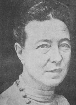 In Brief: Simone de Beauvoir on Freedom