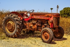 Collecting Antique Farm Machinery