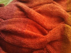 Simple One Skein Cowl Knitting Pattern For Beginners