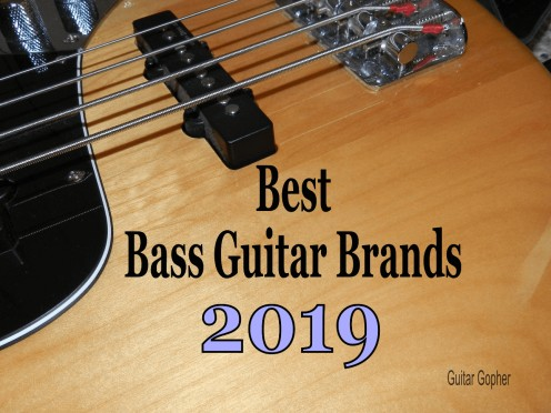Best Bass Guitar Brands 2019