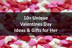 10+ Unique Valentines Day Ideas & Gifts for Her