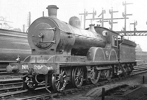 Superheated long-boiler Worsdell Class D20 4-4-0 in NER livery. I had one in model form, early BR, built for me by namesake Owen Lancaster who then worked at Nu-cast. It was fitted with a Portescap motor. A long shot for the wish-list