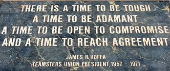 One of Jimmy Hoffa's Many Quotes