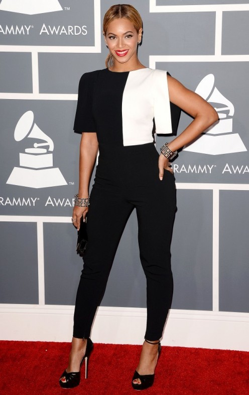 Beyoncé's Top Ten Red Carpet Looks