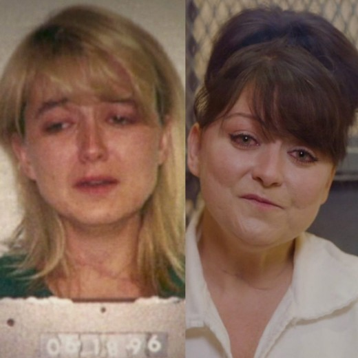 22 years on death row for a crime she did not do.  Darin hired Doug Mulder because he agreed not to implicate Darin in the crime.  Doug Mulder died a while back taking the secret with him to the grave.