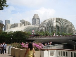 The Durian Building, Singapore
