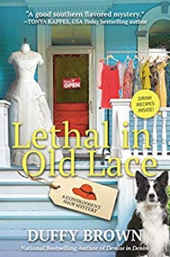 Book Review: Lethal in Old Lace by Duffy Brown