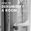How to Dehumidify a Room Naturally