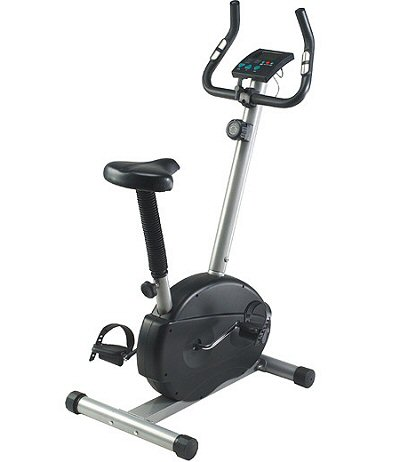 A Mini Exercise Bike for Tight Spaces