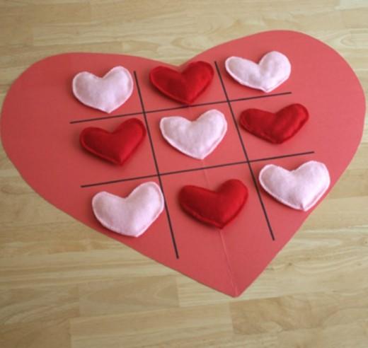 Valentine's Tic-Tac-Toe