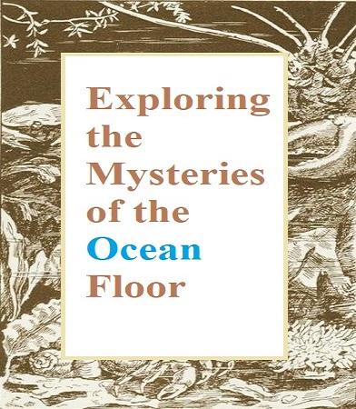 Most of the deep ocean floor remains unexplored