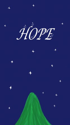 Poem: Hope Is Sewn