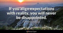 Finding Your Way; Real Life Coaching Solutions for Real People: Managing Expectations