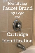 Identifying Your Shower Faucet Brand and Cartridge Manufacturer