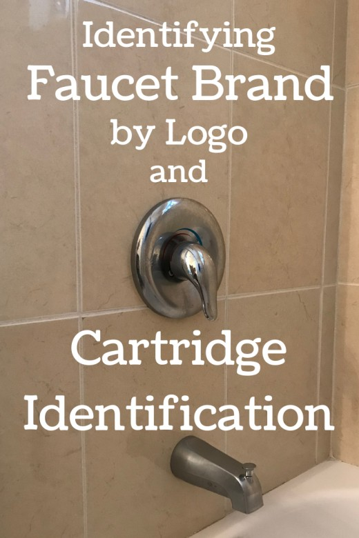 Learn How To Find Your Shower Faucet S Brand By Looking For Logos Or Identifying The Cartridge