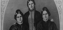 Mystery of  The Fox Sisters and The Davenport Brothers.