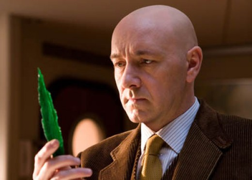 Lex Luthor should have used hair loss treatments!