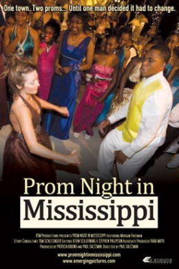 At Last: Children at Charleston High enjoy a prom as one class.