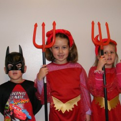 Having A Fun Halloween Costume Shopping Experience With Kids
