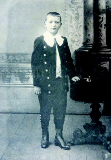The unfortunate murdered child, Gaston Foveaux.