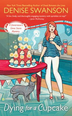 Book Review: Dying for a Cupcake by Denise Swanson