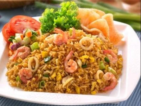 Special Shrimp Fried Rice