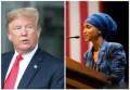 Trump On Congresswoman IIhan Omar and Saudi Khashoggi Murder