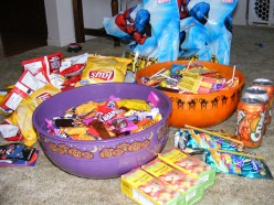 Reuseable Trick or Treat Bags