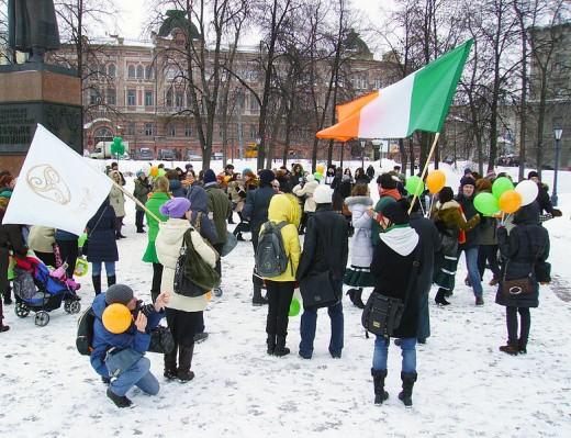Nizhny Novgorod, Russia in 2012
