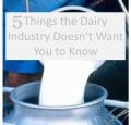 5 Things the Dairy Industry Doesn't Want You to Know