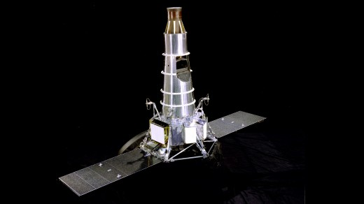 Block 3 Ranger Spacecraft