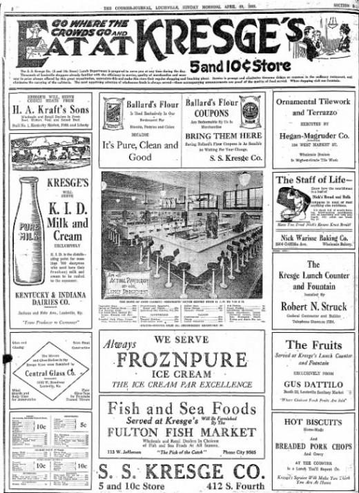 The Courier-Journal  (Louisville, Kentucky) 30 Apr 1922, Sun  • Page 15