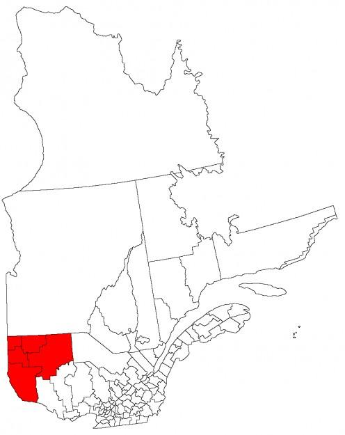 Abitibi-Témiscamingue region, Quebec