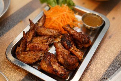 BBQ Chicken Wing