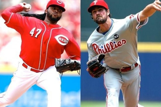 Johnny Cueto or Cole Hamels could be pursued by the Dodgers if their internal back end of the rotation options cannot get it done.