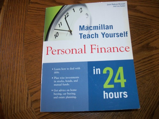 Learn how to deal with debt, savings and investing. This book teaches how to reach your financial goals.