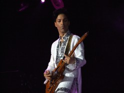 Prince - The Bowie of the 1980's?