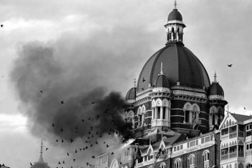 Face of terror-Mumbai attack