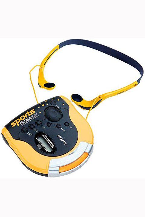 Portable CD Walkman